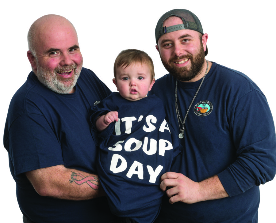 Best Place For Soup 2018 Smithsonian Café And Chowder House