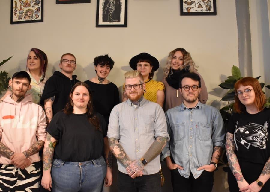 Best Tattoo Shop 2019 Lucky S Tattoo Piercing