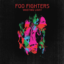 Wasting Light (album cover)