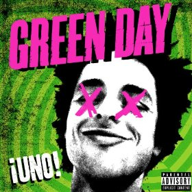 Green Day - ¡Uno! (album cover)