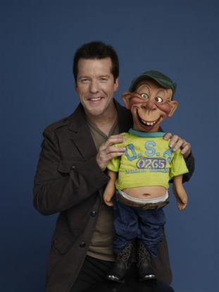 Jeff Dunham and Bubba J (credit: Richard McLaren)