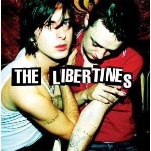 The Libertines (album cover)