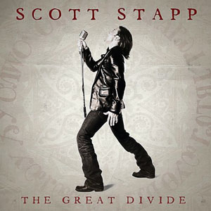 Scott Stapp - The Great Divide (album cover)