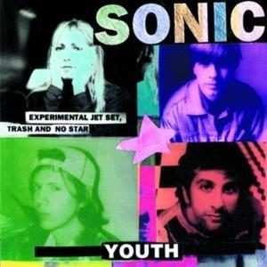 Experimental Jet Set, Trash and No Star (Sonic Youth album cover)