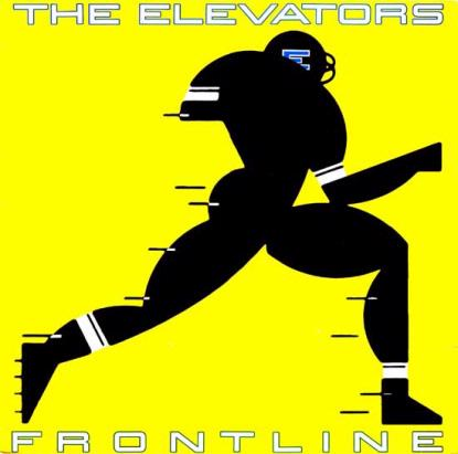 The Elevators - Frontline album cover