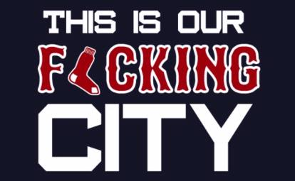 This Is Our *bleeping* City - teespring t-shirt