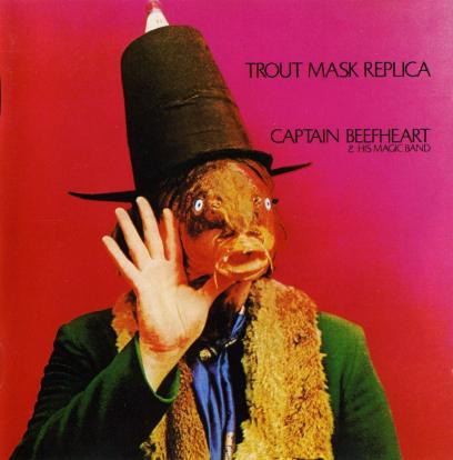 Trout Mask Replica (album cover for Captain Beefheart and his Magic Band)