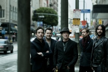 The Wallflowers (Image courtesy of Press Here Publicity)