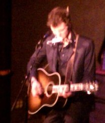 Stephen Kellogg at Iron Horse (credit: Beau Bensch)