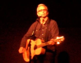 Art Alexakis of Everclear live at the Iron Horse (credit: Michael Cimaomo)