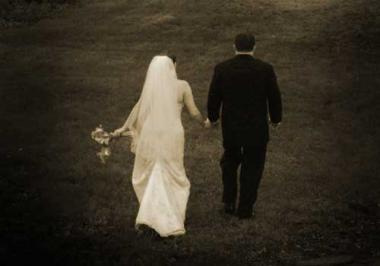 Second Weddings Leap Beyond Tradition