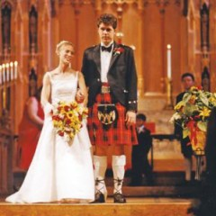 The Kilted Groom