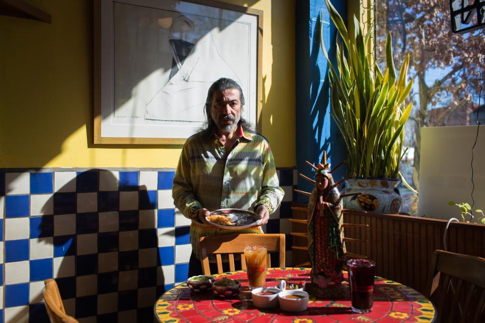 in The Cellar Bar.JERREY ROBERTS | DAILY HAMPSHIRE GAZETTE