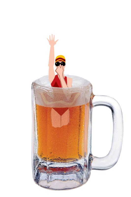 Mug of beer - Brand X Pictures | Stockbyte