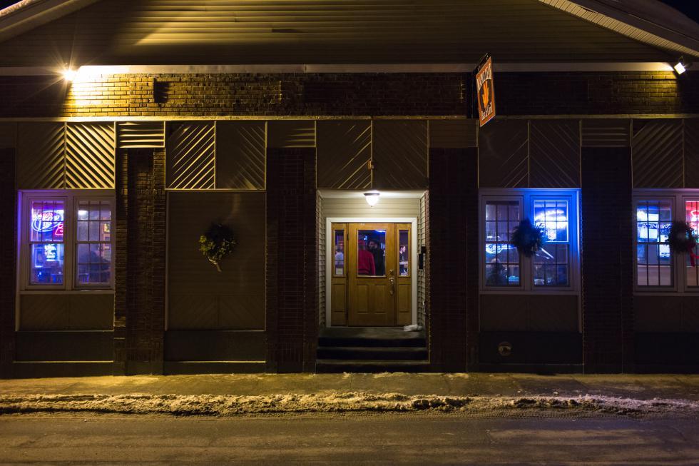 MATT BURKHARTT The Maple Leaf bar in Westfield - Matt Burkhartt |