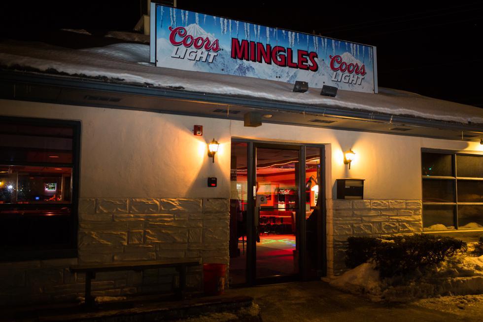 MATT BURKHARTT Mingles bar in West Springfield - Matt Burkhartt |