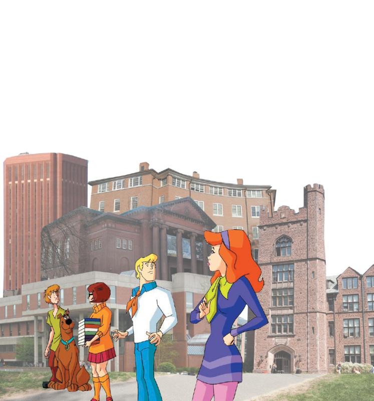Jinkies! Why wont the Scooby-Doo Five College myth go away?