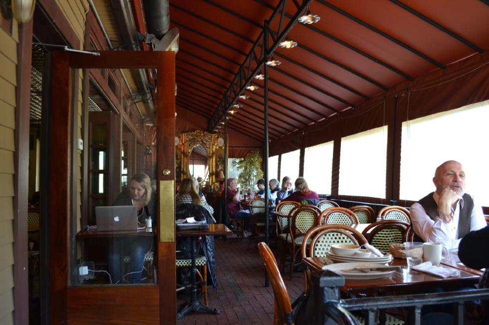 MAP Al Fresco! Outdoor Dining in the Pioneer Valley
