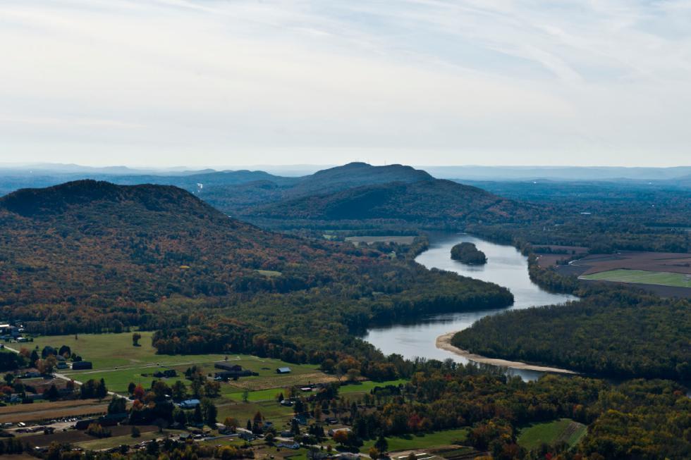 Connecticut River view JOSH KUCKENS - Josh Kuckens |