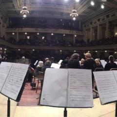 Scene Here: Springfield Symphony Hall