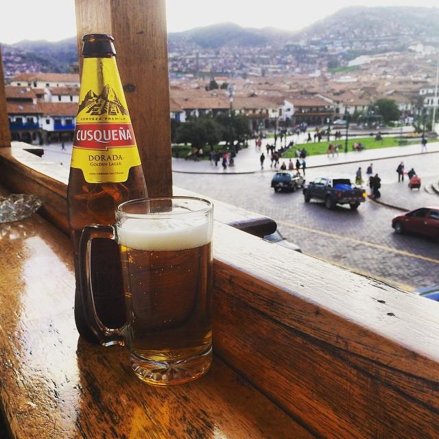 The Beerhunter Abroad! Perusing Peruvian Brews