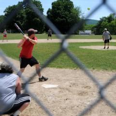 Scene Here: For Love or Baseball?