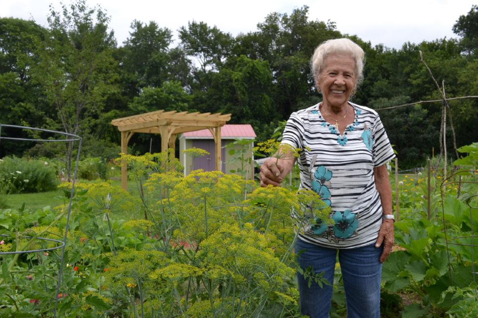 Plotting Out a Harvest: Northampton Community gardeners dish on what they're doing with the harvest
