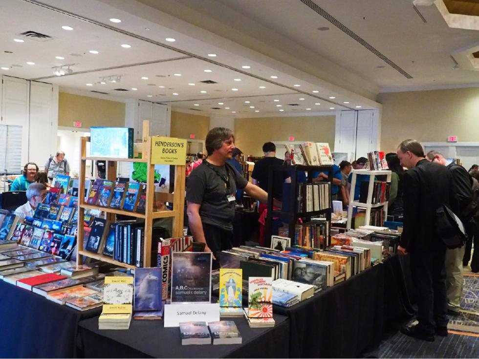 All About the Books: Readercon, the thinking fan's sci-fi convention