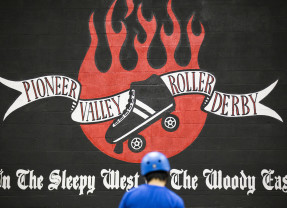 Pioneer Valley Roller Derby Open To More Than Just Fierce Females