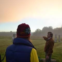Scene Here: Before Sunrise