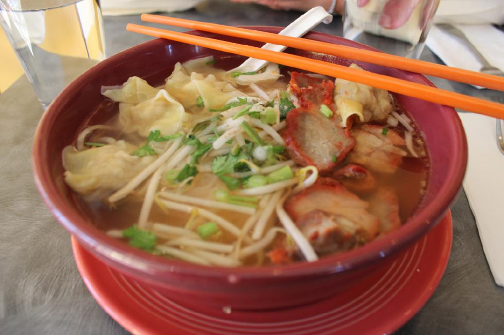 Ramen: It's Not Just for College Anymore