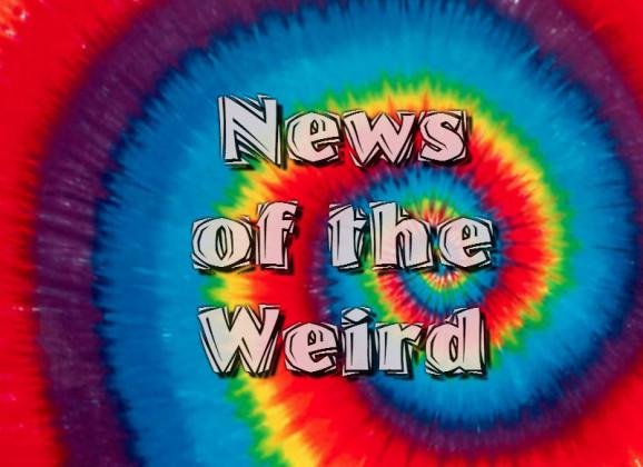News of the Weird: Weird Numbers