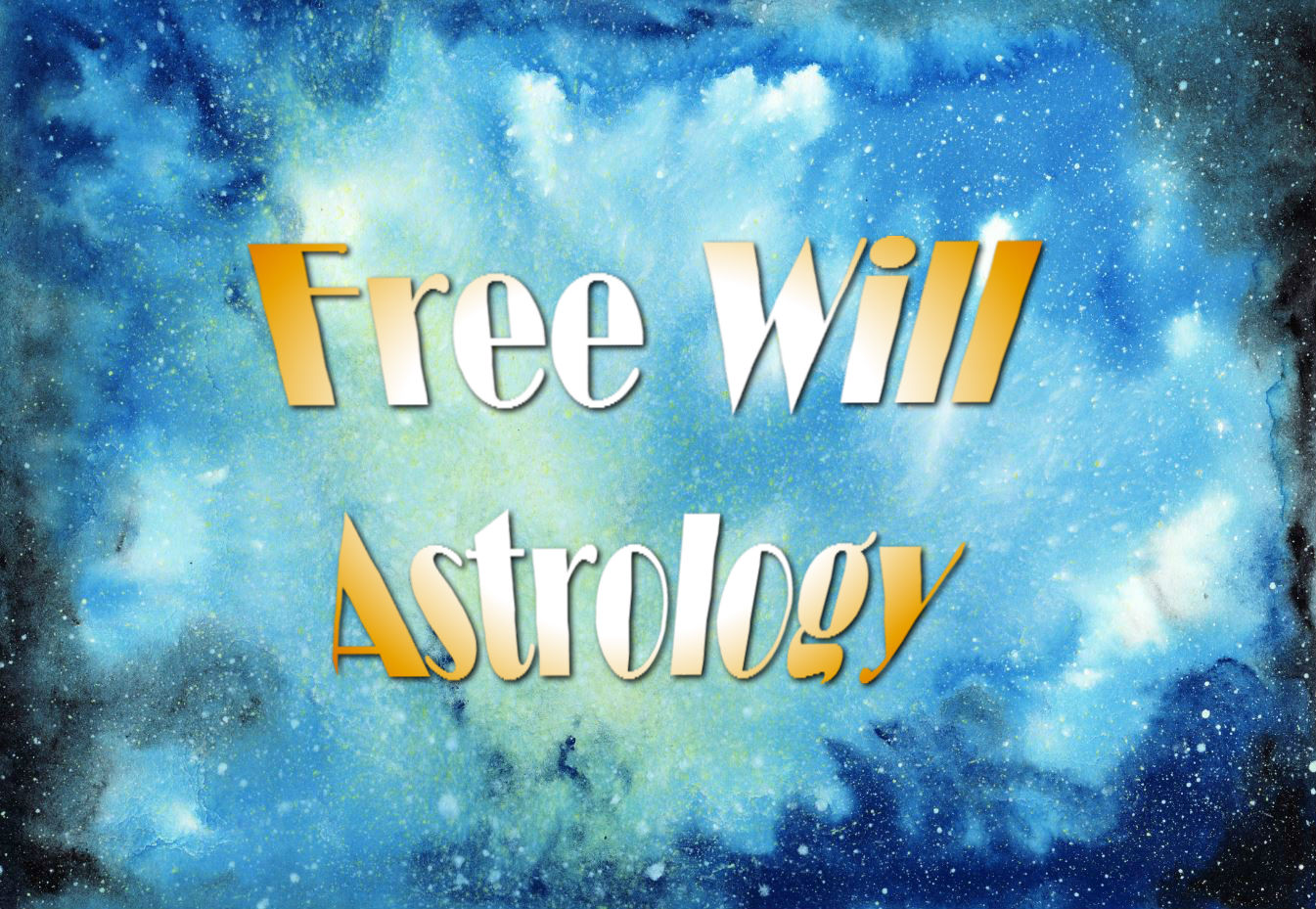 Free Will Astrology: March 30-April 5, 2017