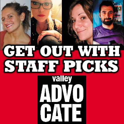 Get Out with Staff Picks!
