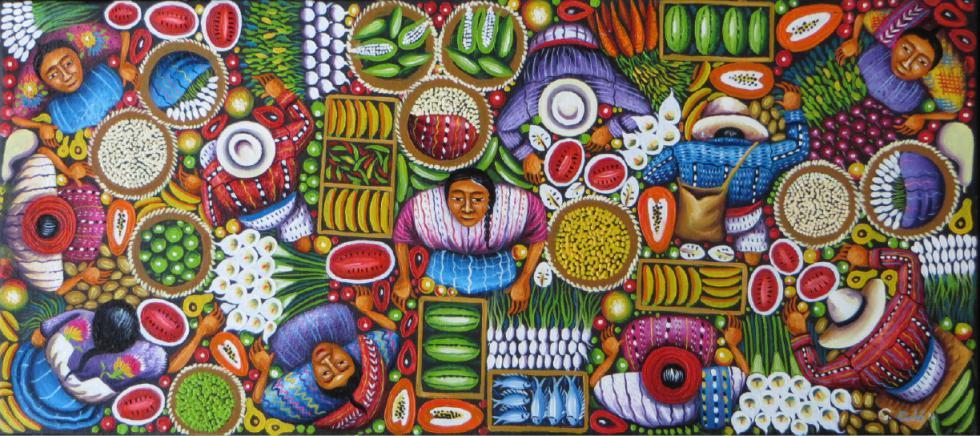 Mayan Art from the Guatemalan Highlands