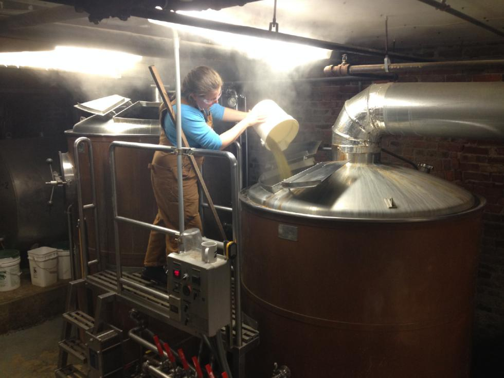 Raise Your Glass (Ceiling): Where are all the women brewers?