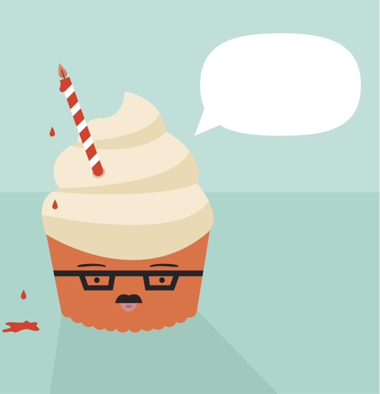 Mr cupcake - gintag | iStockphoto