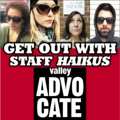 Staff Haikus: Smack My Bishop, Yuletide Market and more