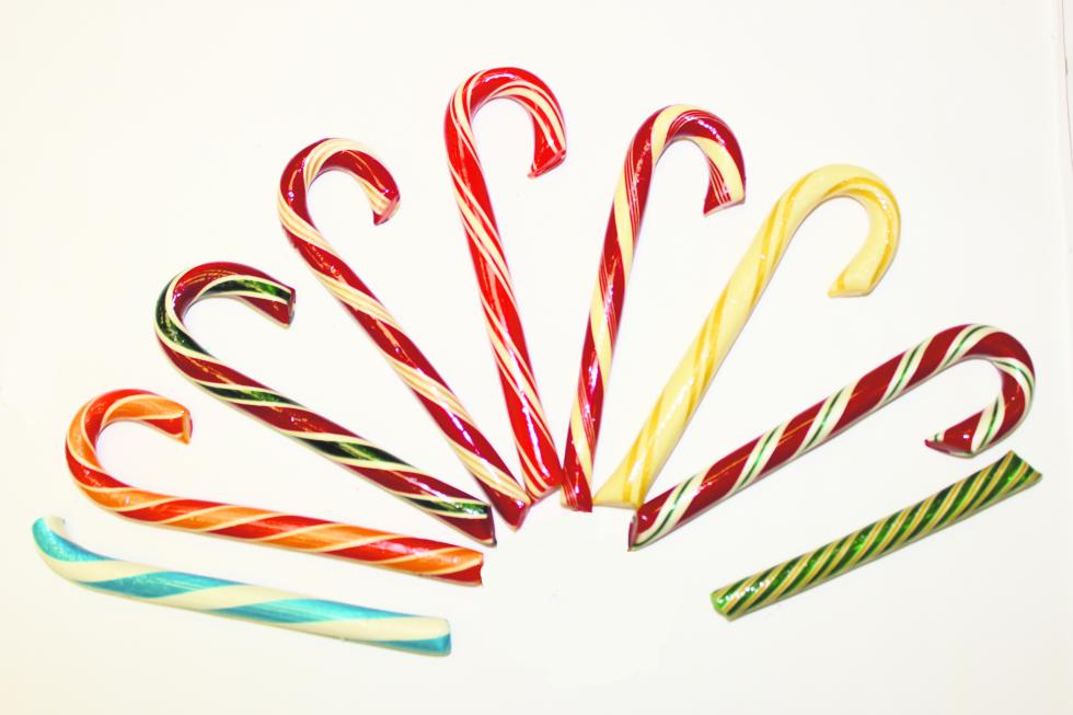 Not All Candy Canes are Created Equal
