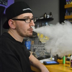 In the Clouds: Vape industry billows as science and regulation struggle to keep up