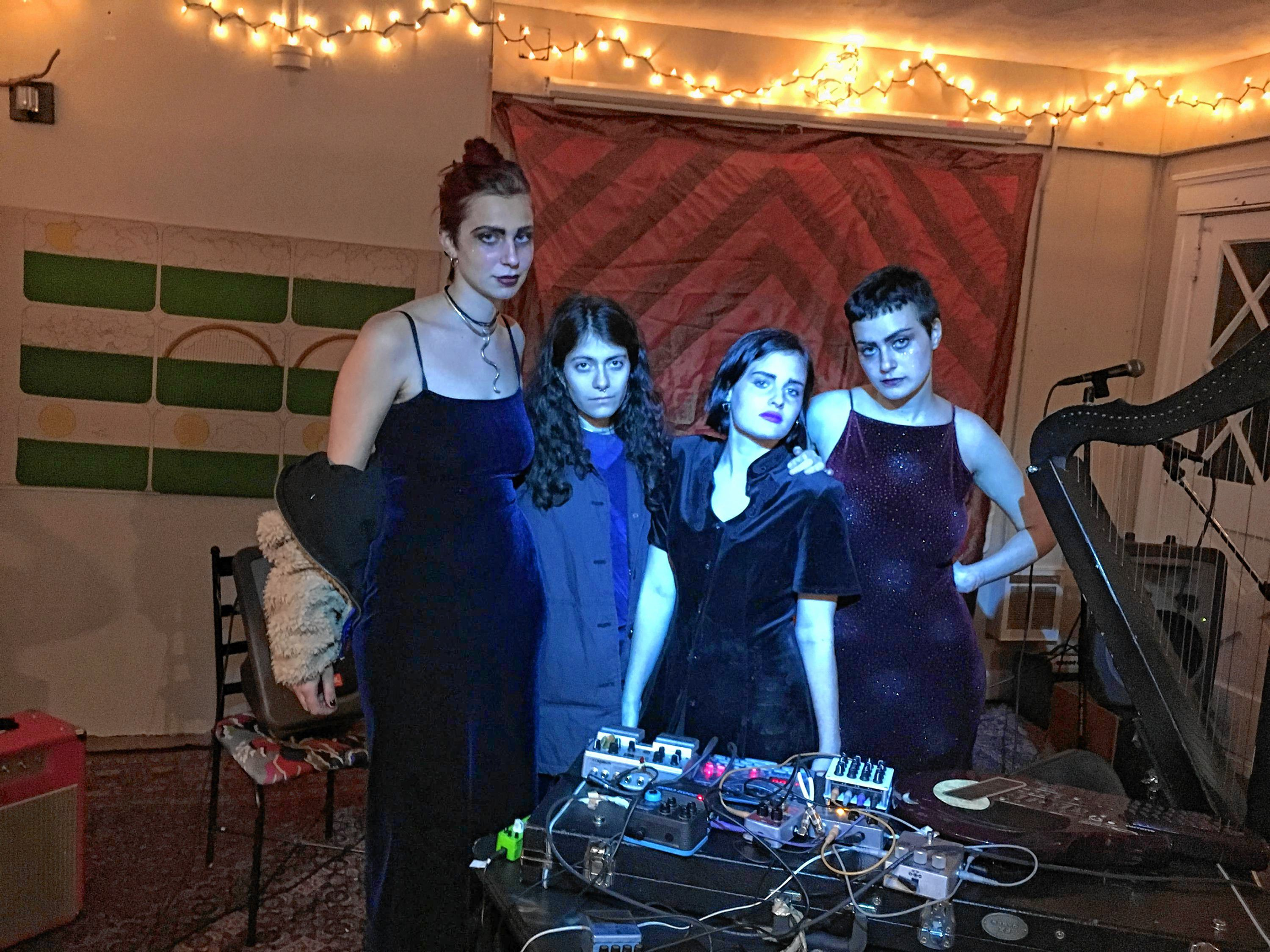 Basemental: DIY Music, welcome to Basemental, a new column about the Valley's underground music scene