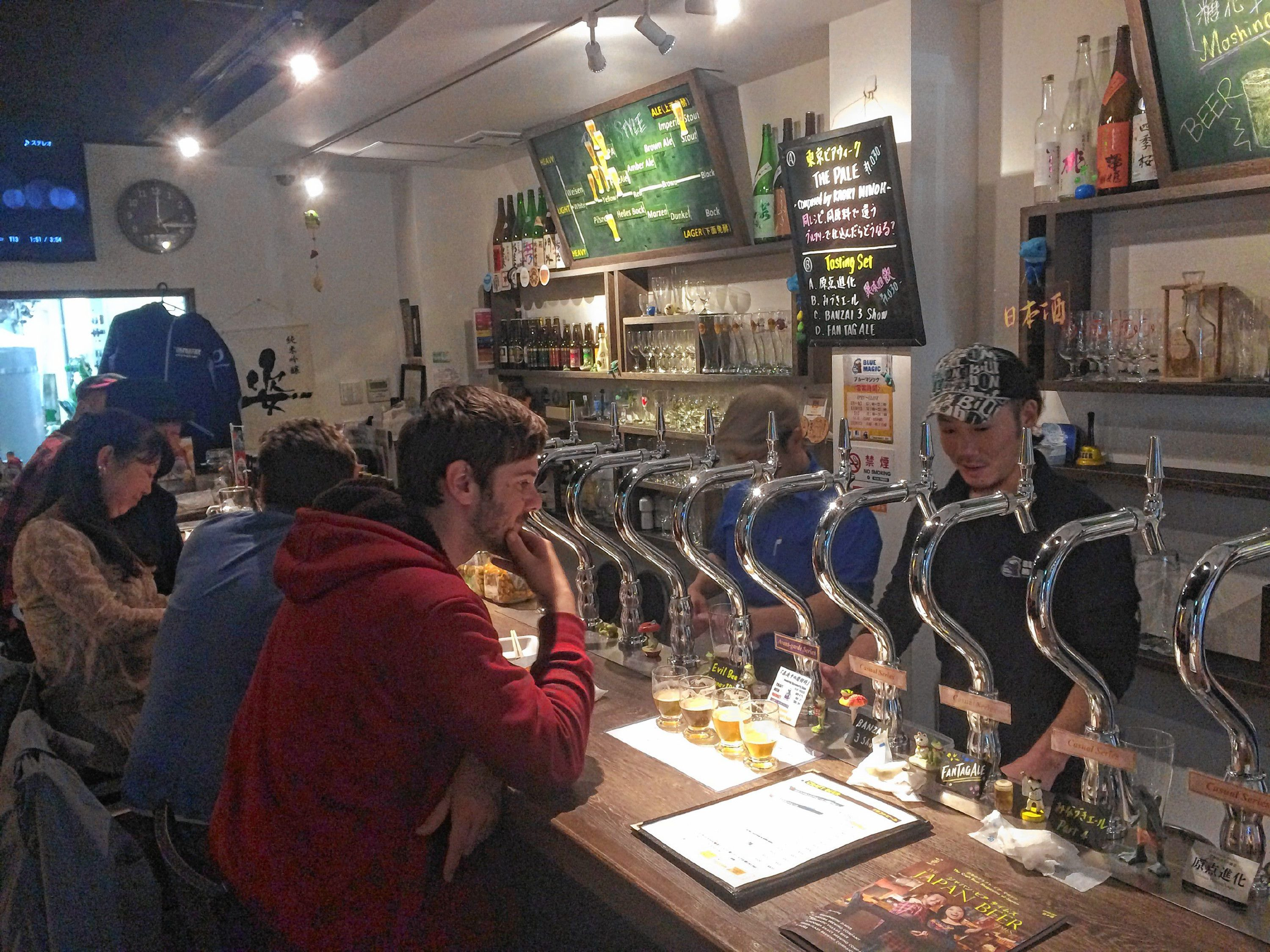The Beerhunter Abroad: Japan – Land of the Rising Suds