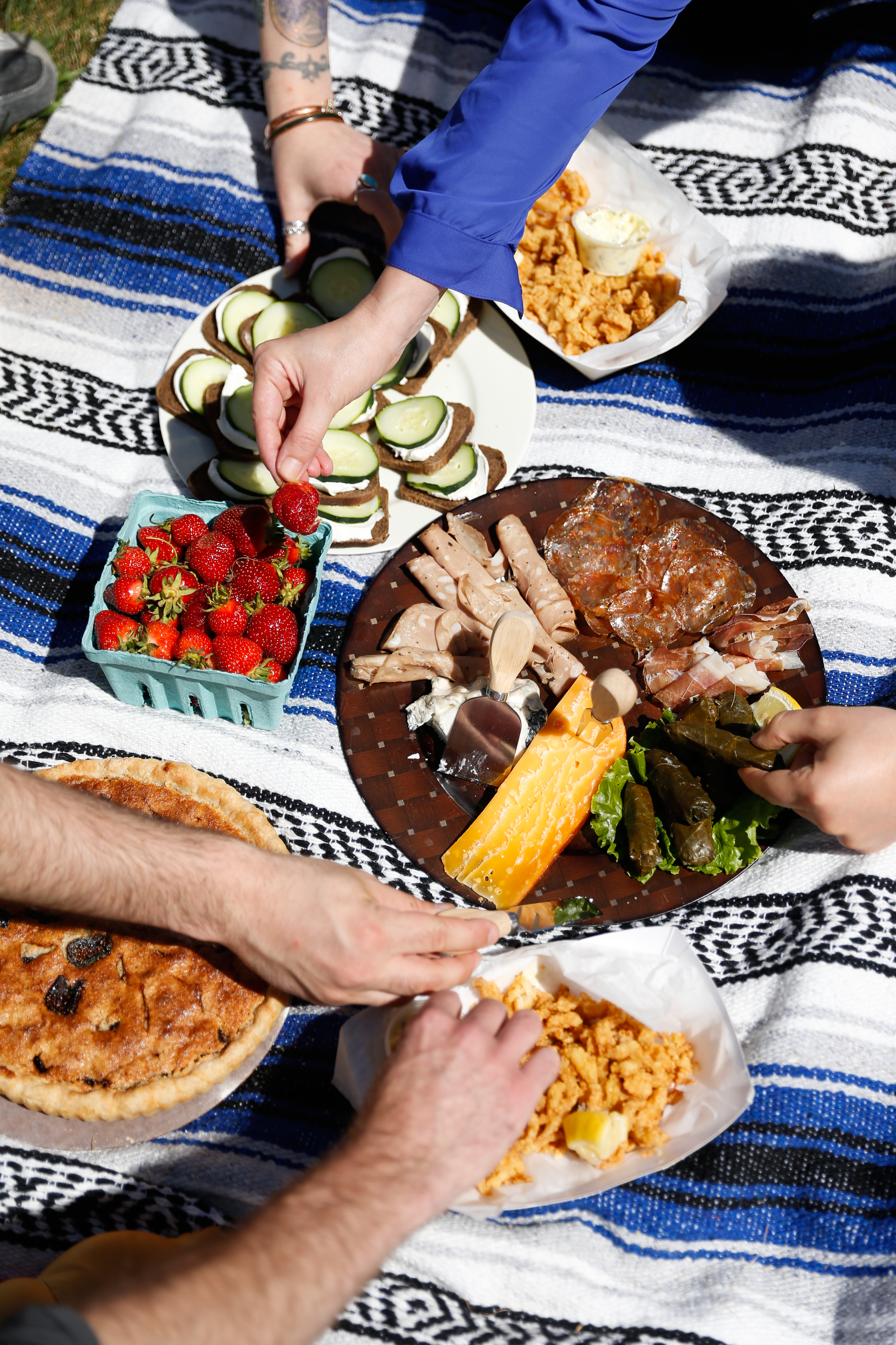 The Ultimate Valley Picnic Basket