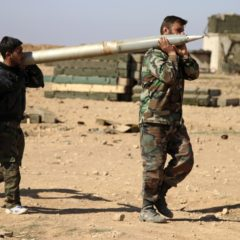 Back Talk: Stop Sending Weapons to Syria for an Endless War