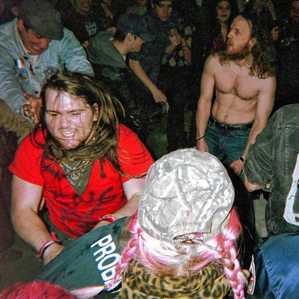 Sam Hadge (left) hascreated over 1,000gonzo concert vids