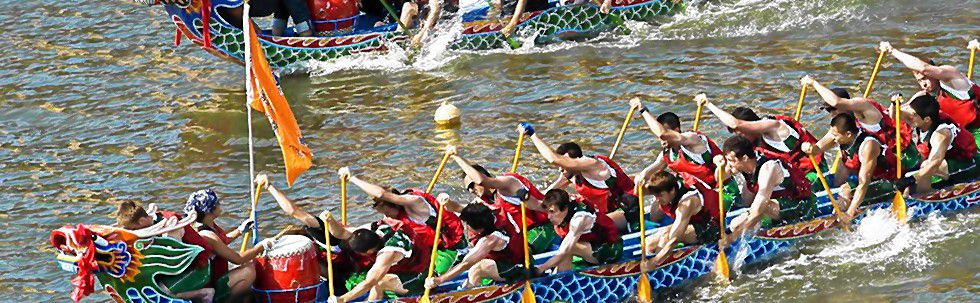 Free the Beasts! Dragon Boat Race in Springfield