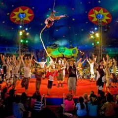 Circus Smirkus Comes To Town!