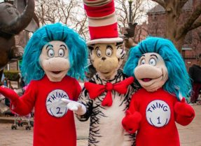 Seuss Day: Tue July 26