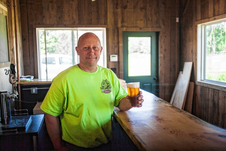 Hitchcock Brewing: Whately Hop Farmers Jump into the Craft Beer Game