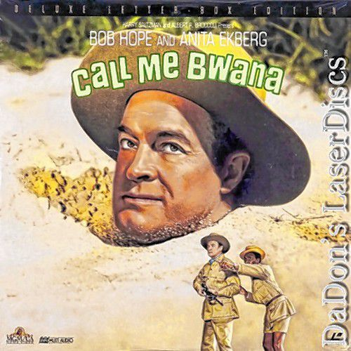 Blaise's Bad Movie Guide: 'Call Me Bwana' crash-lands